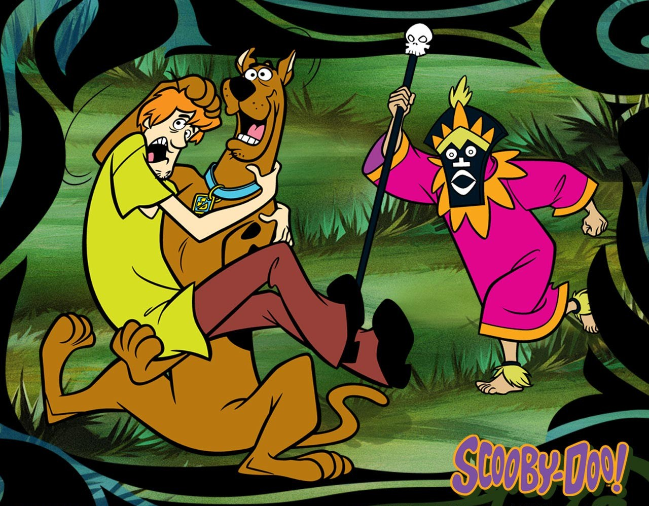 Scooby doo Wallpaper: Scoobydoo