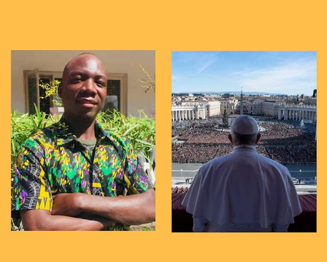 Irmão Mbalua Vs Igreja Católica