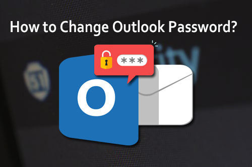 How to Change Password Manually in Outlook - Outlook Password Recovery