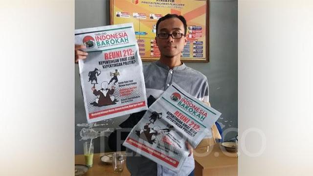 """Bawaslu Telaah Temuan Tabloid """"Indonesia Barokah"""" Berisi Konten Menyerang Prabowo-Sandi"""