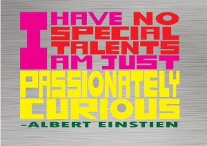 talents-just-passionately-curious-albert-einstein-whatsapp-dp