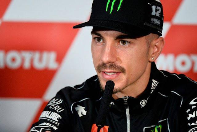 Perpanjangan Kontrak Vinales dengan MotoGP Yamaha