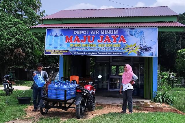 Lowongan Depot Air Minum Galon Pontianak