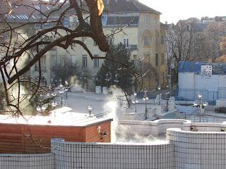 Baños Gellert Budapest