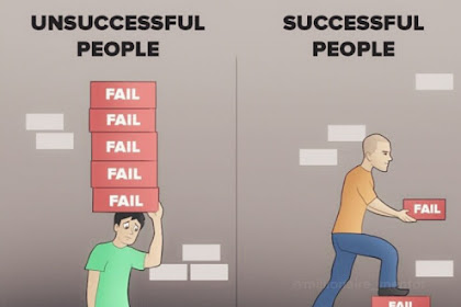 Sebenarnya anda tinggal memilih mau sukses atau tidak