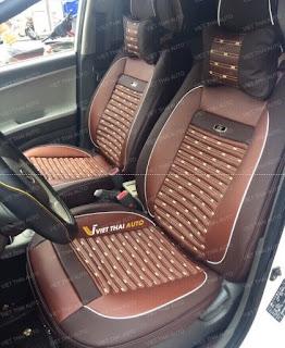 áo ghế ô tô mẫu 6