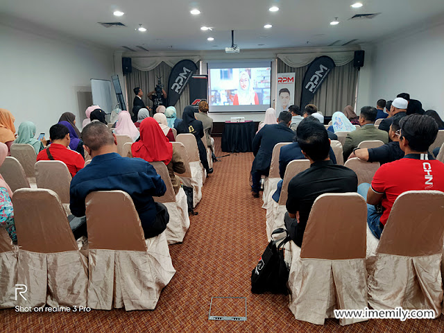 RM1 online marketing workshop
