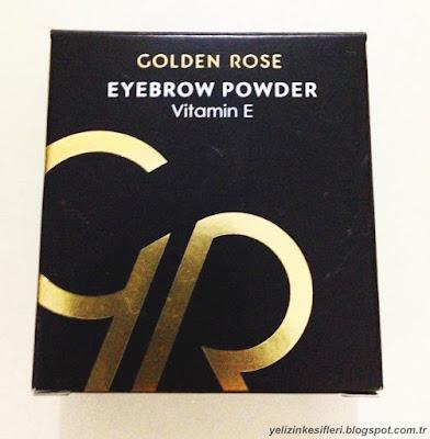 Golden Rose Eyebrow Powder 106