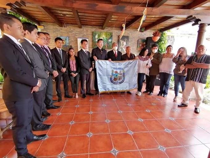 Juramentan a miembros de  la nueva Casa de la Cultura de Ciudad Vieja
