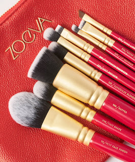 ZOEVA Lucky Luxe Brush Set