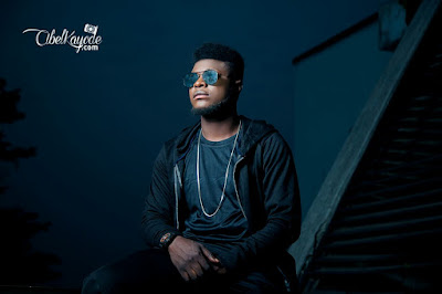 Benue-born Singer, Mark Owi Stuns In New Pictures (PHOTOS)