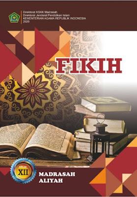 Buku Siswa Fiqih Kelas XII MA Sesuai KMA 183 Tahun 2019