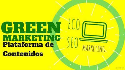 Eco Seo Green Marketing, la mejor plataforma de contenidos sobre ecología, medio ambiente y naturaleza