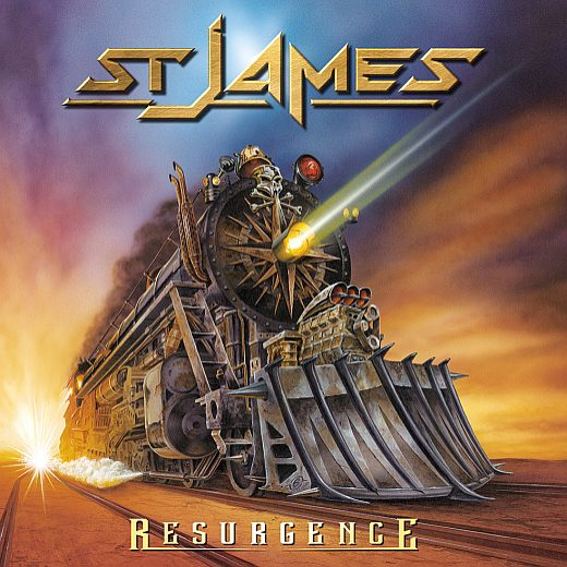 ST. JAMES - Resurgence (2017) full