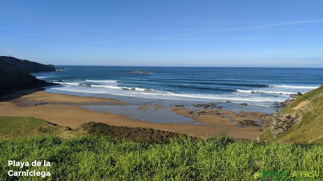 Playa de la Carniciega