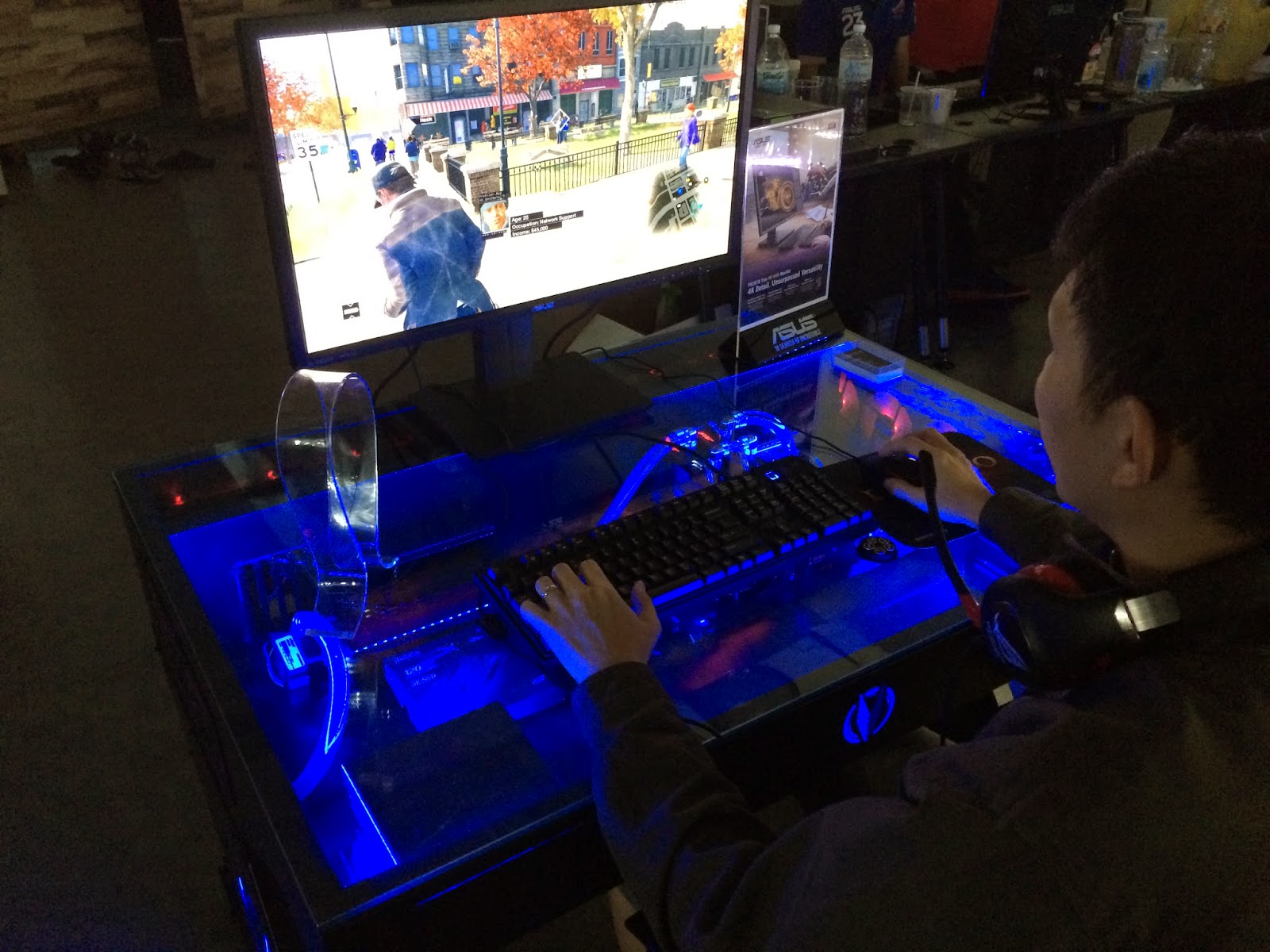 Coverage for ASUS LAN Party: DAY 3 1
