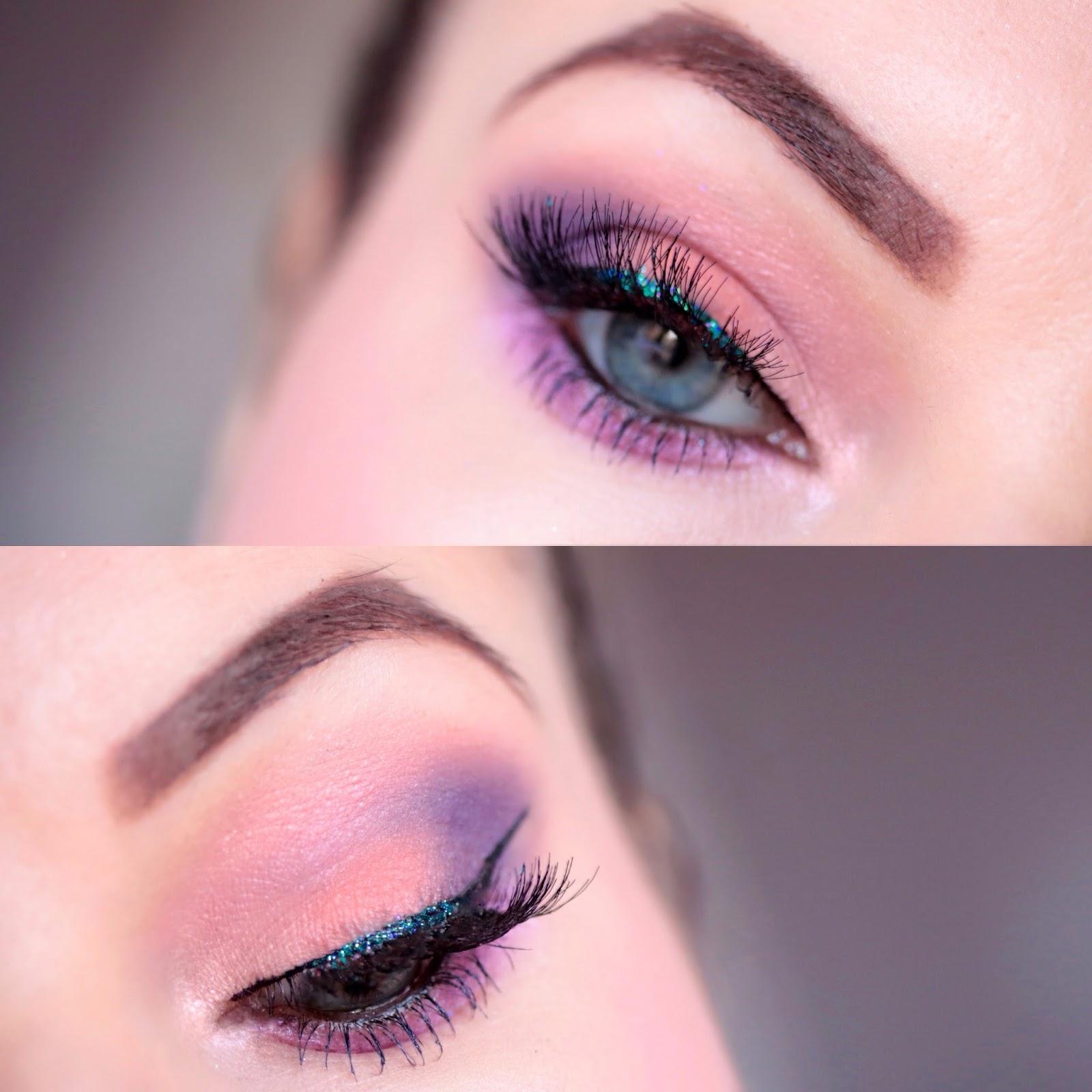 Łosoś, Róż i Fiolet - Inglot Makeup