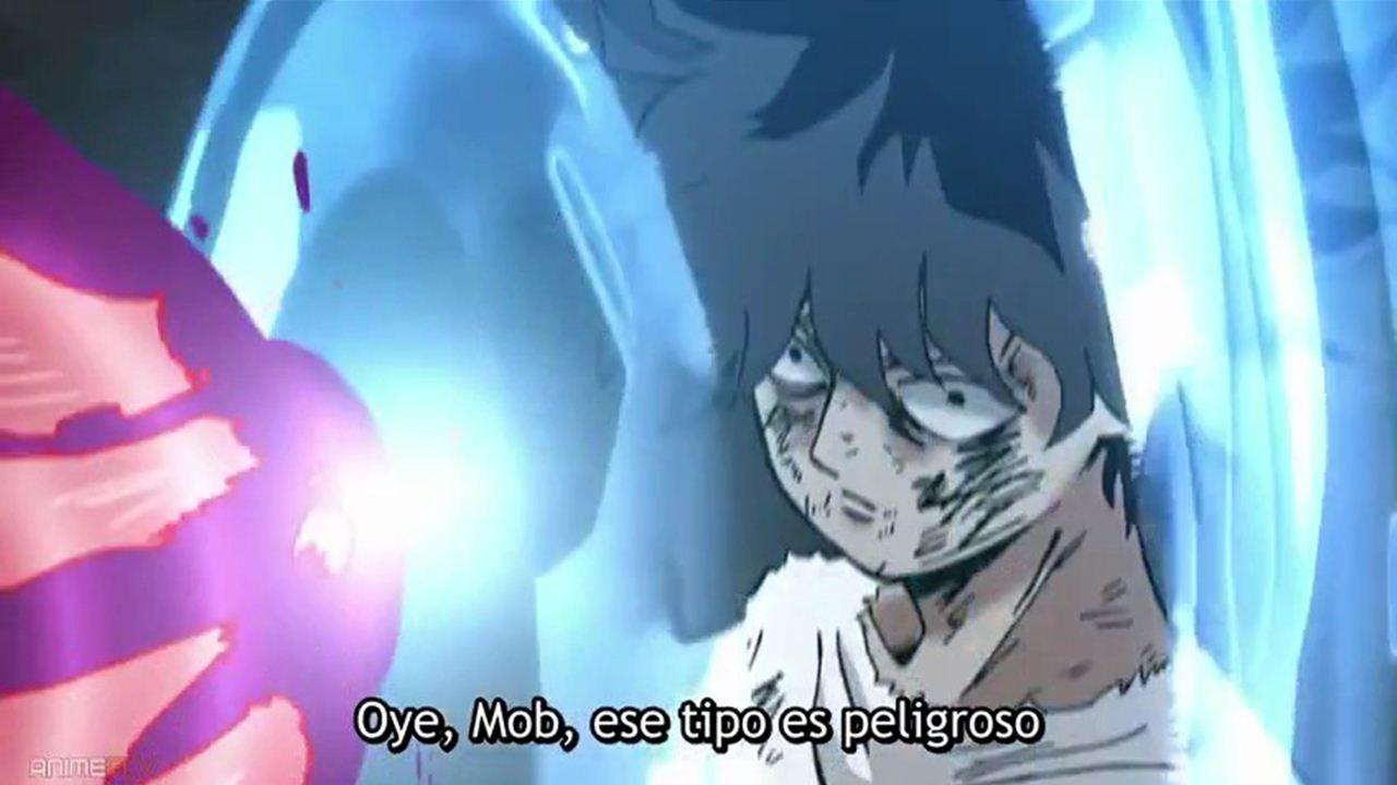 Mob Psycho 100 cap 8 Sub Español
