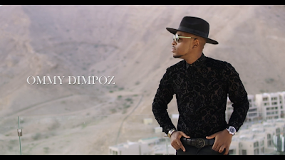 Download VIDEO Ommy Dimpoz - You Are The Best