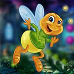Games4King - G4K Adept Honey Bee Escape Game