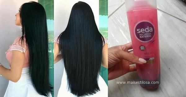 shampoo de hibisco caseiro