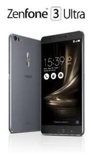 Handphone Asus Zenfone 3 Ultra