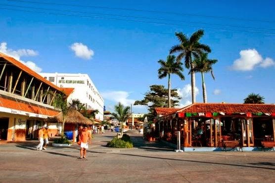 Calle Centro Cozumel