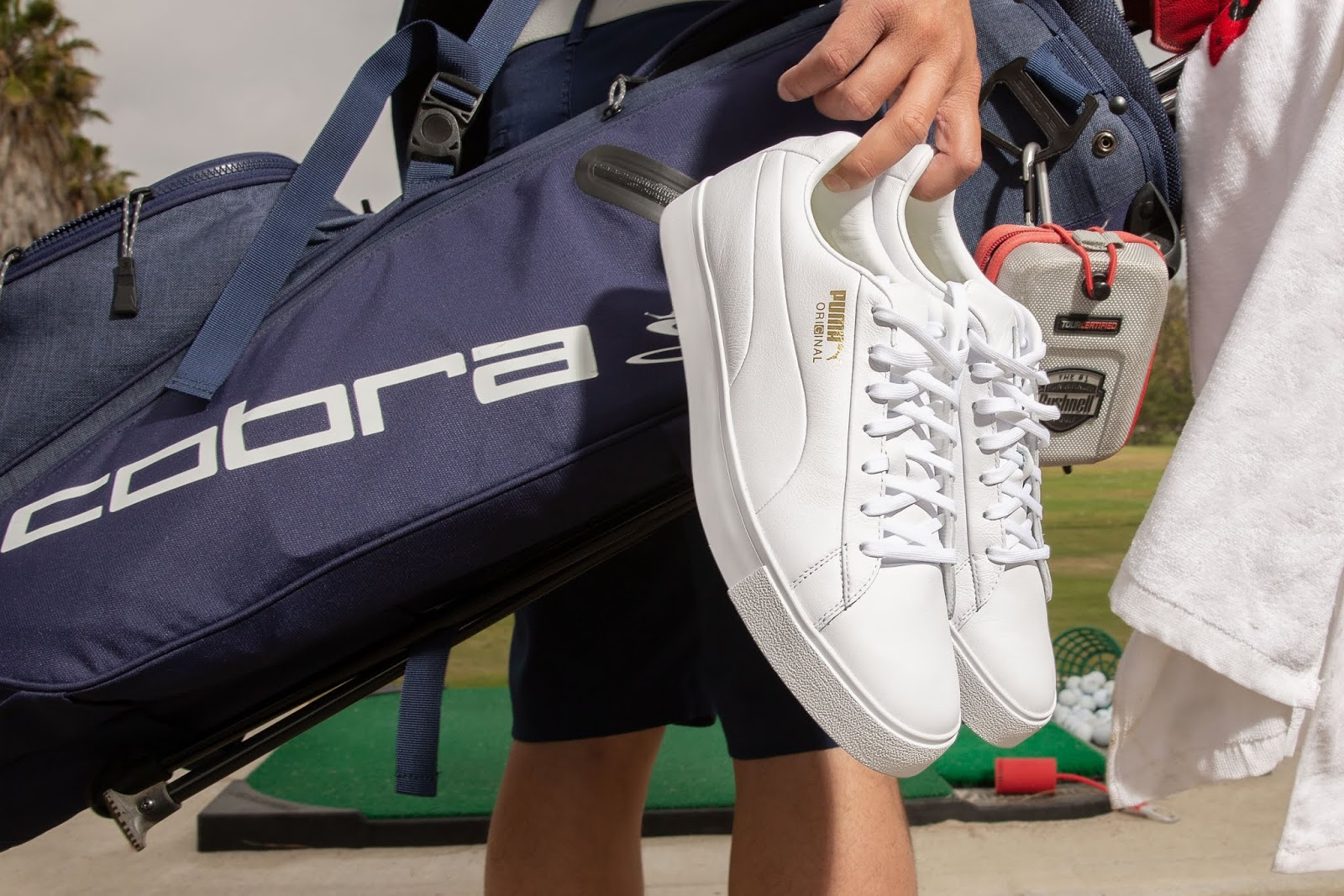 brand new 9df41 65ffa The #1 Writer in Golf: PUMA Suede Golf Shoes Preview: Iconic ...