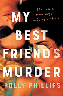 My Best Friend's Murder by Polly Phillips book cover