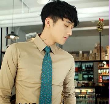 Potongan Rambut Pendek Pria Korea