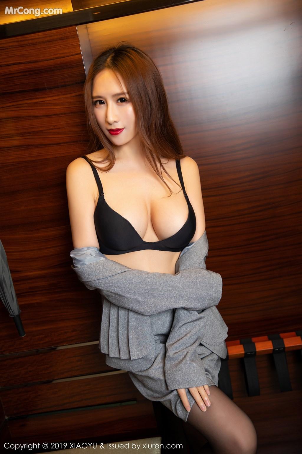 Image XiaoYu-Vol.096-Yue-Yin-Tong-MrCong.com-053 in post XiaoYu Vol.096: Yue Yin Tong (月音瞳) (54 ảnh)