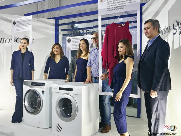Electrolux FashionCare Council Members