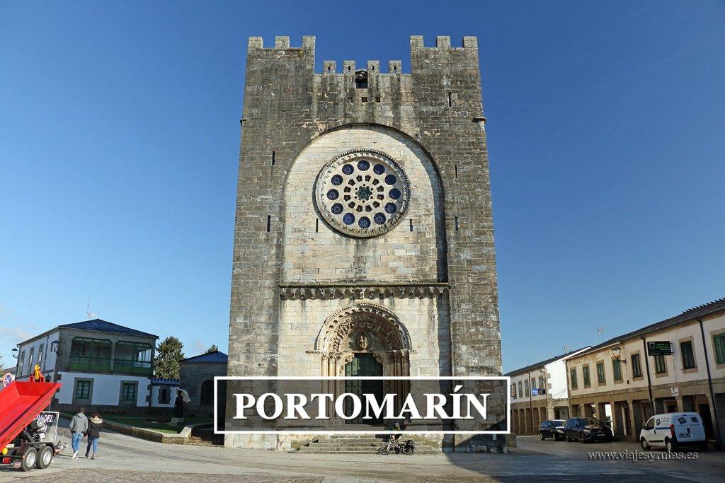 Portomarín, un pueblo con encanto del Camino Francés
