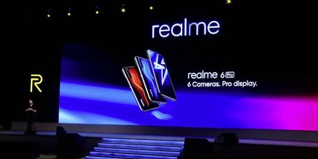 Realme 6 Pro Terbaru
