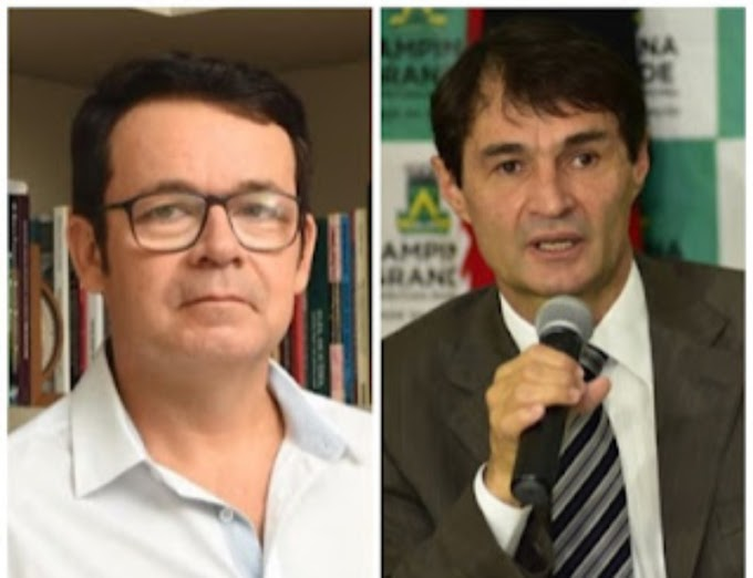 Dr. Ramonilson e Romero Rodrigues somam forças para o desenvolvimento de Patos e do Sertão