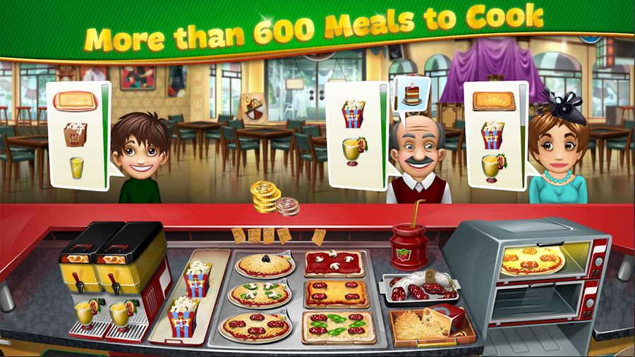 download Cooking Fever MOD APK 7.0.1 [Unlimited Money] Terbaru 2020 3