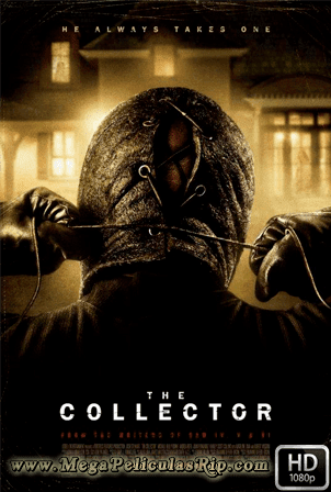 The Collector [1080p] [Latino-Ingles] [MEGA]