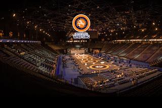 Senior Asian Wrestling Championship 2021