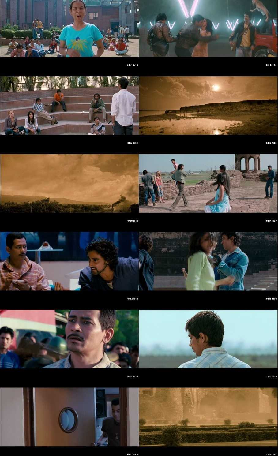 Rang De Basanti 2006 Screenshot 1080p