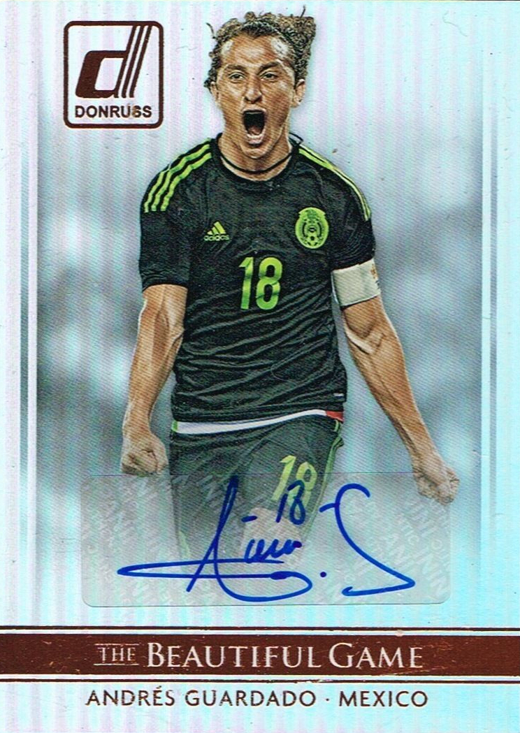 ef24e071d3a Football Cartophilic Info Exchange  Panini - 2015 Donruss Soccer (18) - The  Beautiful Game