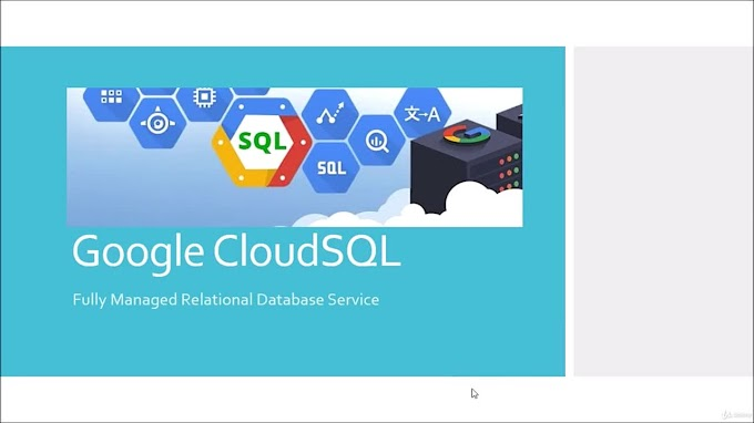 Getting Started with Google CloudSQL
