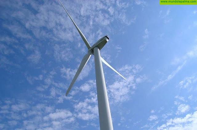 El Gobierno aprueba la modificación del proyecto de parque eólico Manchas Blancas en La Palma