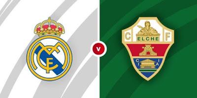 مشاهدة مباراة ريال مدريد ضد التشي 13-3-2021 بث مباشر في الدوري الاسباني