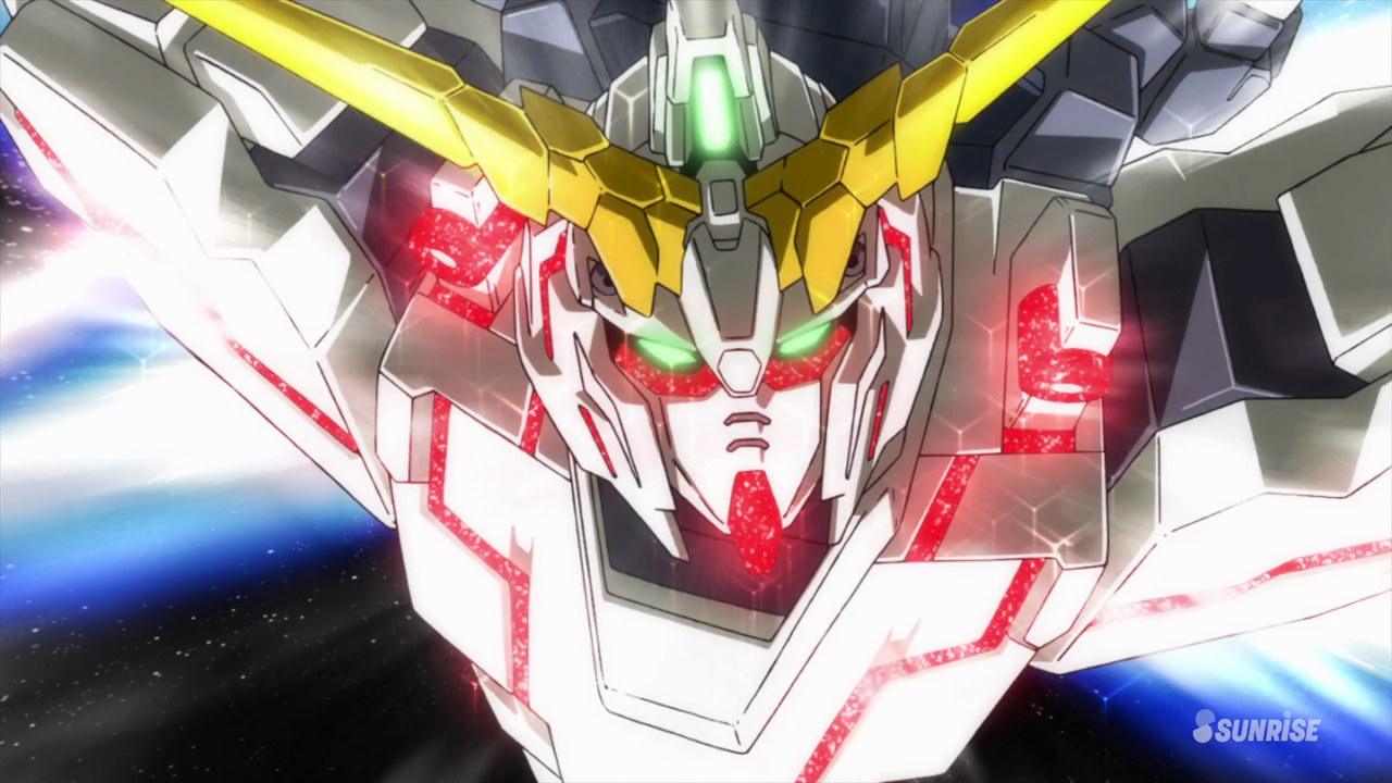 Mobile Suit Gundam Unicorn RE 0096 Episode 3 Subtitle Indonesia