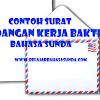 Contoh Surat Undangan Kerja Bakti Bahasa Sunda