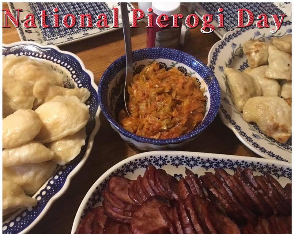 National Pierogi Day Wishes Images download