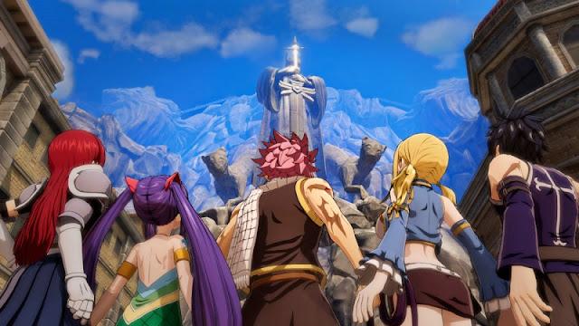 Fairy Tail (Switch): RPG baseado no anime de sucesso ganha trailer de gameplay