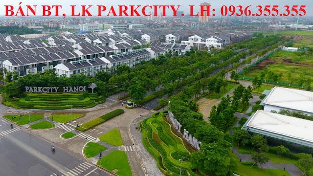 Bán liền kề Park City Hà Nội