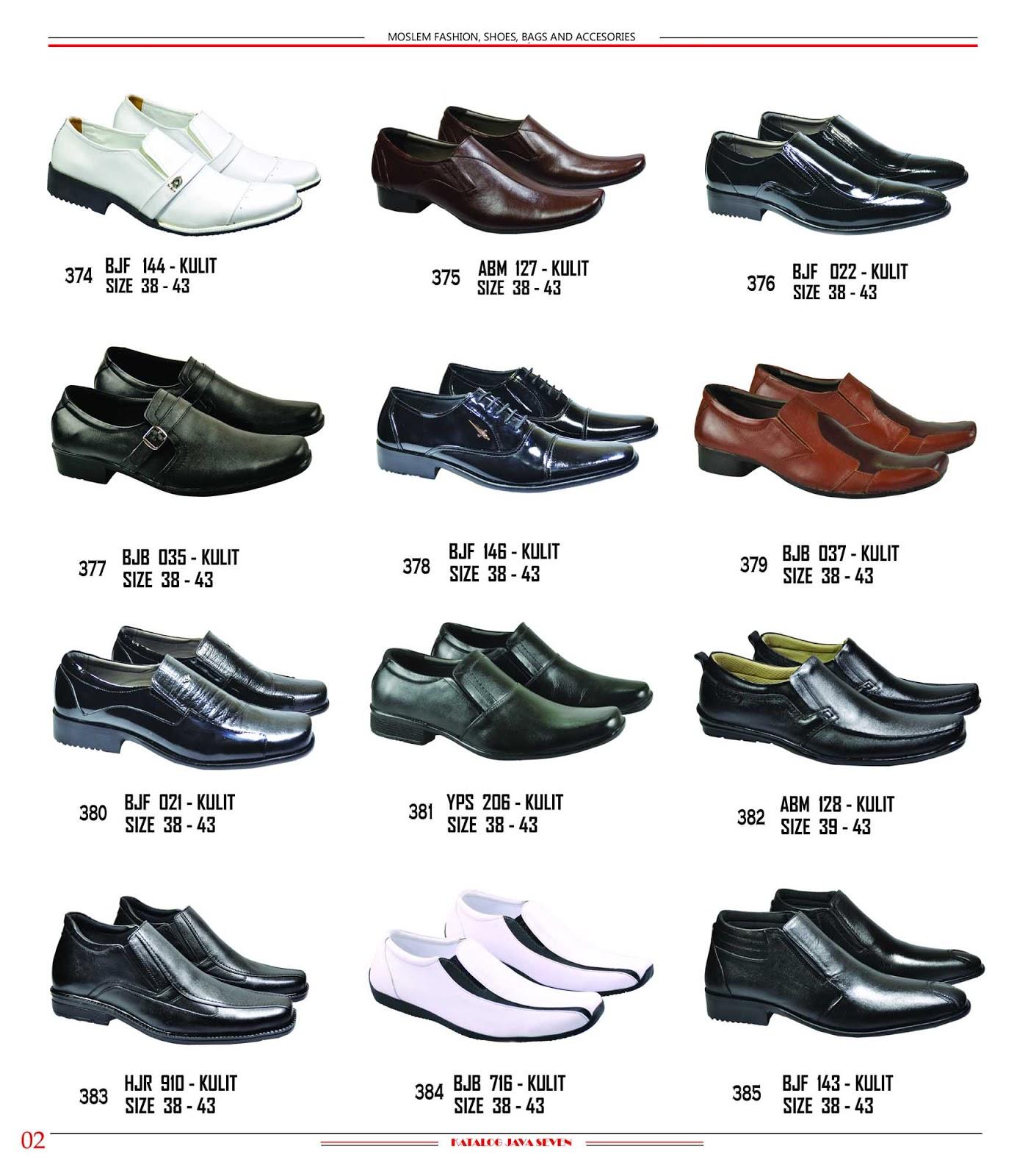 Katalog Java Seven 2015 2016 Sepatu Dan Tas