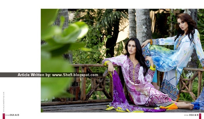 3-PC Classic Lawn Shirt with Chiffon Dupatta